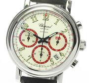 Chopard Mille Miglia 8316 Chronograph Date Automatic Menand039s Watch_609100