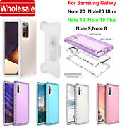 Wholesale For Galaxy Note 8 910 20u Defender Hard Case Cover W/holster Belt Clip