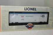 Lionel 29828 Pwc 3666 Operating Minuteman Cannon Firing Boxcar Remake