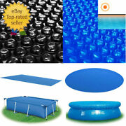 Pe Floating Solar Cover Sheet Padding Swimming Pool Water Heating Bubble Covers