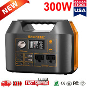 ⚡ 80000mah Quiet Generator 300wh Portable Power Station Bank Wand039 Ac Outlet Usb