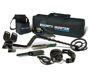 Bounty Hunter Sharp Shooter Ii Metal Detector With Complete Pro Kit, 8 Coil New