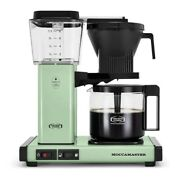 Technivorm Moccamaster 10 Cup Coffee Maker Polished Silver