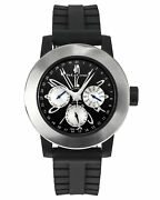 Delacour Fusion Calendar Gmt Automatic Menand039s Watch Wati0139-004-rs