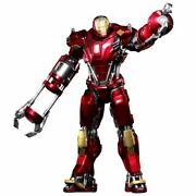 Power Pose Ironman 3 Limited Action Figure Iron Man Mark 35 Red Snapper Hot Toys