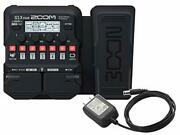 Zoom / G1x Four - With Genuine Ac Adapter - Guitar Multi-effects