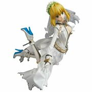 Rah Real Action Heroes Saber Bride Fate/extra Ccc 1/6 Scale Absandatbc Figure