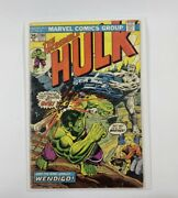Incredible Hulk 180 Cameo 1st Appearance Wolverine 1974 Vg Marvel Mvs Included