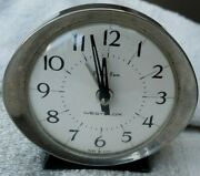 Vintage Westclox Baby Ben Wind-up Alarm Clock Made In Usa Tested Working