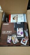 Canon Selphy Cp1300 Wireless Photo Printer + Ink And Paper + Usb Cable