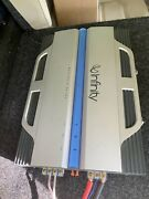 Infinity Reference 611a Mono Subwoofer Car Amplifier Amp Old School