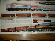 Lionel Norfolk And Western 7 Pass. Cars 19139-19144/19151