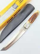 Vintage / Rare Taylor Seto Tanto Made In Japan Fixed Blade Knife + Box