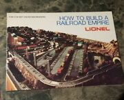 Campbell Scale Models Catalogue 7 Trains Railroad + Lionel 0 And 027 Gauge Booklet