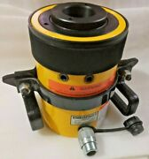 Enerpac Rch603 Single Acting Hollow Plunger Hydraulic Cylinder 60ton 700bar New
