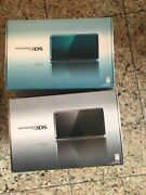 Brand New Nintendo 3ds Launch Edition Console Handheld Game System Cib Free Ship