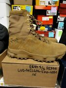 Menand039s Under Armour Tac Loadout Boots 10.5 M Free Shipping 128