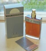 Vintage Kl By Lagerfeld Spray Edt 3.3 Oz100 Ml Bethco Old Large