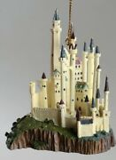 Wdcc Ornament - Sleeping Beauty's Castle Enchanted Places With Box