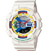 New Casio G-shock Ga110dr-7a Dee And Ricky Limited Edition Collectors Watch