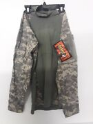 New Massif Us Army Combat Shirt Xs Long Sleeve Flame New With Tag