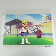 My Pet Monster Animation Cels Series Of 6