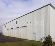 Durobeam Steel 80and039x100and039x16and039 Metal Building Marine Workshop Made To Order Direct