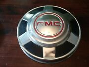 Hubcap Dog Dish Gmc 3/4 - 1 Ton 12and039and039 C20 C30 K20 K30 Truck 75-87