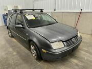 Driver Front Door Vin M 8th Digit Station Wgn Canada Fits 03-06 Jetta 674137
