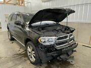 Driver Rear Side Door Electric Privacy Tint Glass Fits 11-18 Durango 669605