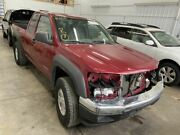 Driver Left Front Door Extended Cab Electric Fits 04-12 Canyon 602184