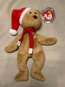 Rare Ty 1997 Teddy Style 4200 Beanie Baby 1996 With Tag Errors
