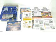 Big Traxxas Vintage Stampede Assembly Manual And Parts Lot W/ Tackle Box