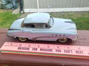 Rare Marusan Toys San Japan Buick Rear Friction Toy Car Must See