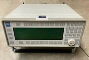 Larson Davis 3200 Option 42 4 Channel Real Time Analyzer Orders And Cpb Analysis