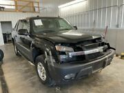 Driver Front Door With Lower Body Cladding Fits 03-06 Avalanche 1500 653267