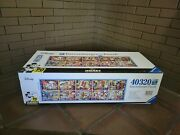 Huge Ravensburger Jigsaw Puzzle 40320 Pieces Tiles Disney Mickey - 90 Years