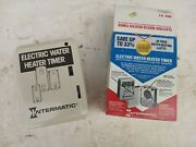 Intermatic Electric Timer Water Heater Switch Wh21 New