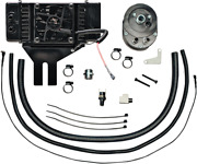 Jagg Oil Coolers Low-mount Fan-assisted Oil Cooler Kits For V-twin