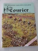 Lot Of 3 - The Courier Magazines - Miniature Gaming