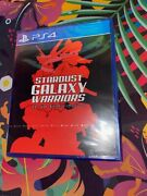 Stardust Galaxy Warriors Strictly Limited Games Ps4 Sealed