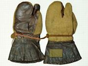 Japanese Navy Official Winter Gloves Excellent From Japan