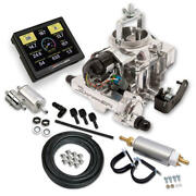 Holley Sniper Efi And Ignition Kit 550-868k-gm Q-jet 500 Hp Tbi For Sbc Bbc