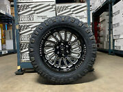 20x10 American Force Vulcan 33 Nitto Ridge At Tires 6x135 Ford F150 Expedition