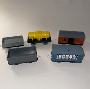 2002 2006 Tomy Thomas The Tank Engine Troublesome Sodor Fuel Mail Chicken Cargo