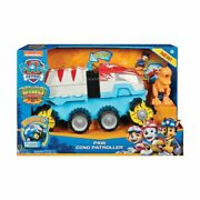 Paw Patrol Dino Patroller Toy Set - Assorted For Kids Christmas Gift Item 2020 M