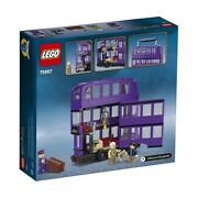 New Lego Harry Potter The Knight Bus - 75957 Christmas Gift Toys 2021 Kids Ua