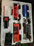 2011 Lionel Hershey's Freight G-gauge Battery Train Set 7-11352 Christmas