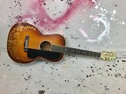 1930and039s Kay Kraft Style C Acoustic Guitar Nick Lucas Stencil X Braced-vintage