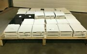 Nintendo Wii Console System Lot Of 59 - For Parts Not Working Defective Read